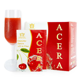 Aphrodite Acera Enzyme Detox All in One (18g x 7 packs)