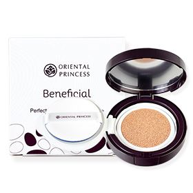 Oriental Princess Beneficial Perfect Cushion SPF50/PA+++ #No.01 Ivory Beige