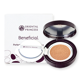 Oriental Princess Beneficial Perfect Cushion SPF50/PA+++ #No.02 Sand Beige