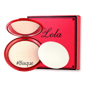 Lola Micronized Pressed Powder 9g #Bisque