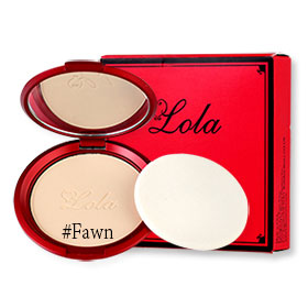 Lola Micronized Pressed Powder 9g #Fawn