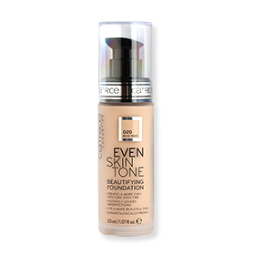 Catrice Even Skin Tone Beautifying Foundation 30ml #020 Beige Rose