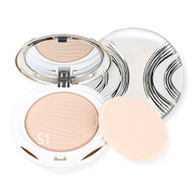 Mistine See Through Super Oil Control Powder SPF25/PA++ #S1 ผิวขาว