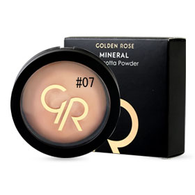 Golden Rose Mineral Terracotta Powder #07