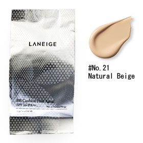 Laneige BB Cushion Anti-Aging SPF50+PA+++ 15g No.21Natural Beige (Refill)