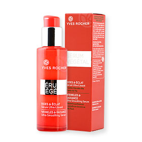Yves Rocher Wrinkles & Radiance Ultra-Smoothing Serum 30ml