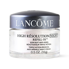 Lancome High Resolution Night Refill-3X Anti-Wrinkle Night Cream 15g