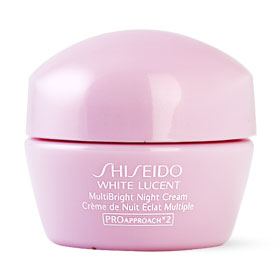 Shiseido White Lucent Multi Bright Night Cream 10ml