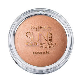 Catrice Sun Glow Mineral Bronnzing Powder #010 Golden Light