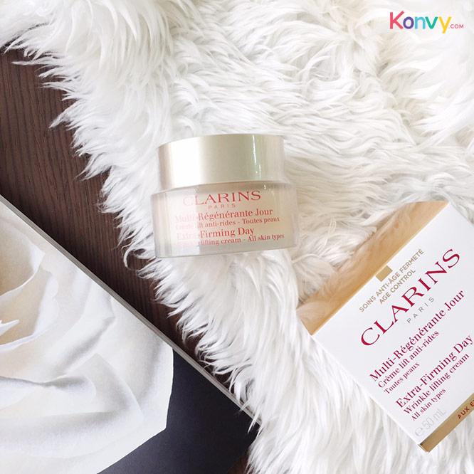 Clarins Extra-Firming Day_1