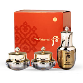The History of Whoo CheongGiDan HwaHyun Special Gift 3 Items