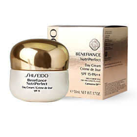 Shiseido Benefiance Nutri Perfect Day Cream SPF15PA++ 50ml #19110