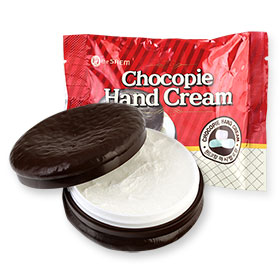 The Saem Chocopie Hand Cream Marshmallow 35ml