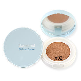 The Saem Saemmul Oil Control Cushion 12g #02 Natural Beige