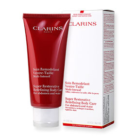 Clarins Super Restorative Redefining Body Care For Abdomen And Waist 200ml