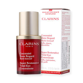 Clarins Super Restorative Total Eye Concentrate 15ml