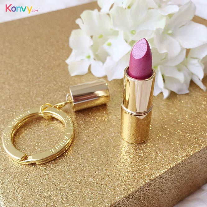 Estee Lauder Pure Color Lipstick (Golden) #16 Candy Shimmer_2