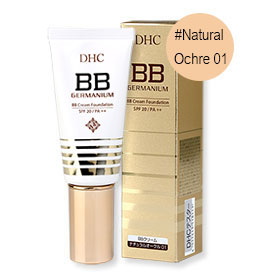 DHC BB Cream Foundation SPF20/PA++ 40g #Natural Ochre 01
