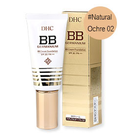 DHC BB Cream Foundation SPF20/PA++ 40g #Natural Ochre 02