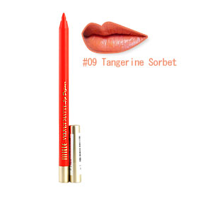 Mille Velvet Matte Lip Definer #09 Tangerine Sorbet