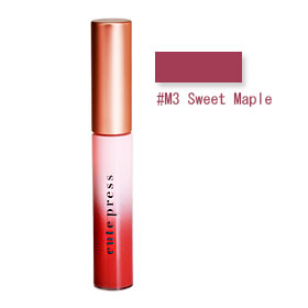 Cute Press Moist Lock Plumping Lip #M3 Sweet Maple