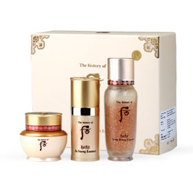 The History of Whoo Bichup Royal Anti Aging kit 3 Items