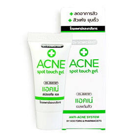 Dr.Somchai Acne Spot Touch Gel 8g
