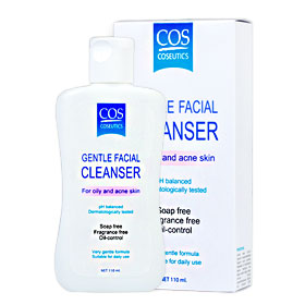 Cos Coseutics Gentle Facial Cleanser For Oily And Acne Skin 110ml