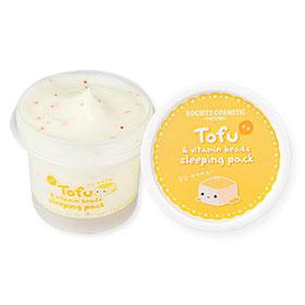 Kociety Tofu & Vitamin Beads Sleeping Pack 100ml