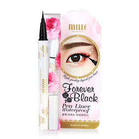 Mille Forever Black Pen Liner Waterproof 2g