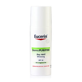 Eucerin Dermo Purifyer Day Mat-Whitening SPF30 (No Box) 50ml