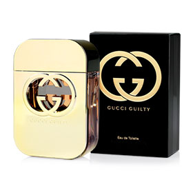 Gucci Guilty EDT Natural Spray 75ml