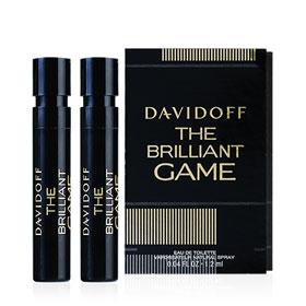 แพ็คคู่ Davidoff The Brilliant Game EDT (1.2mlx2pcs)