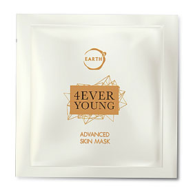 Earths 4Ever Yong Advanced Skin Mask 1sheet