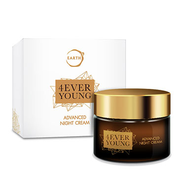 Earths 4Ever Yong Advanced Night Cream 45g