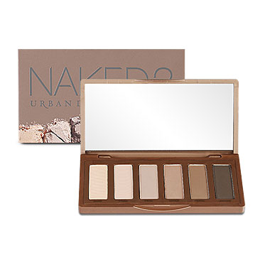 Urban Decay Naked 2 Basics (6x1.3g)