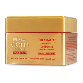 Biowoman Gold Essence Hair Repair Treatment 250ml