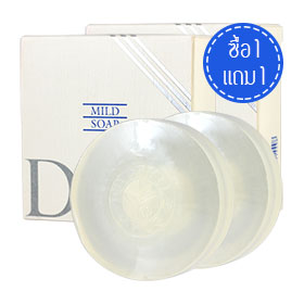 ซื้อ 1 แถม 1 DHC Mild Soap (90gx2)