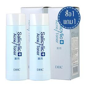 ซื้อ 1 แถม 1 DHC Salicylic Acne Toner (160mlx2)