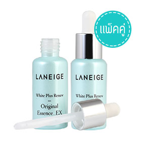 แพ็คคู่ Laneige White Plus Renew Original Essence_EX (7mlx2pcs)