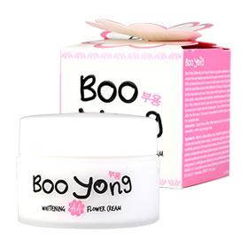 Boo Yong Whitening AA Flower Cream 15g