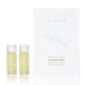 แพ็คคู่ Klaire Ani-Pollution Essence (10mlx2)