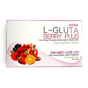 Verena L-Gluta Berry Plus 150g