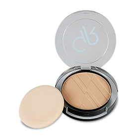 Golden Rose Pressed Powder SPF15 Vitamin A&E #105 Soft Beige