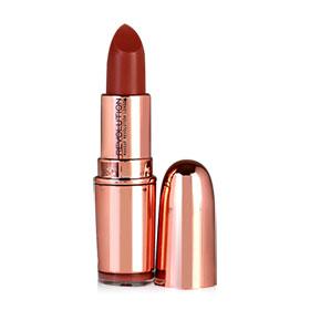 Makeup Revolution Lip Rose Gold #Chauffeur