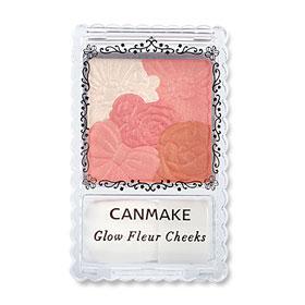 Canmake Glow Fleur Cheeks #03