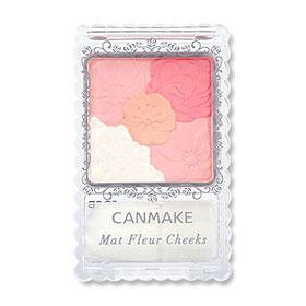 Canmake Mat Fleur Cheeks #01