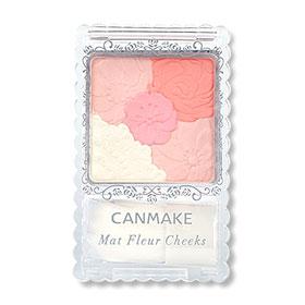 Canmake Mat Fleur Cheeks #03