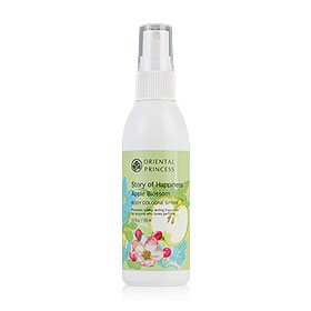 Oriental Princess Story Of Happiness Apple Blossom Body Cologne Spray 100ml
