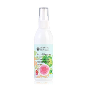 Oriental Princess Story Of Happiness Icy Cool Body Cologne Spray 100ml